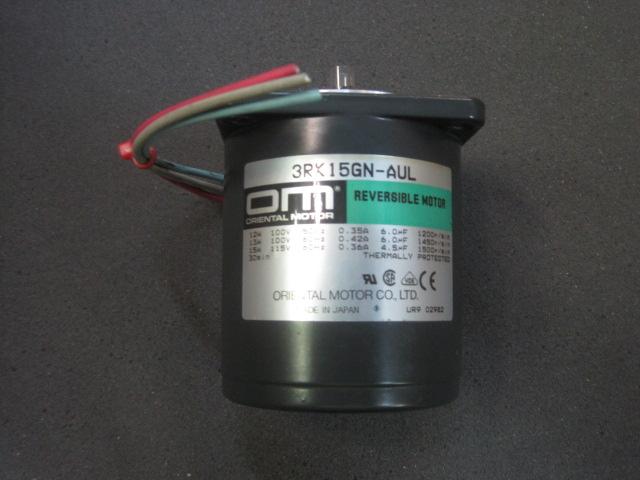 Oriental motor reversible motor islandsmt for Electro craft servo motor specifications
