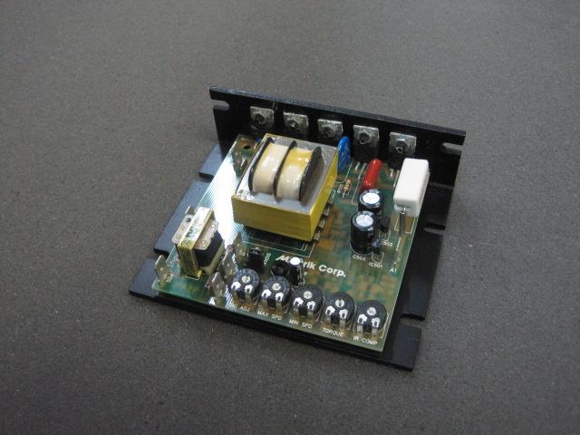 Minarik dc motor controller islandsmt for Electro craft servo motor specifications